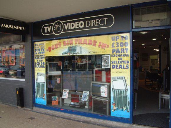TV & Video Direct Ltd is born
