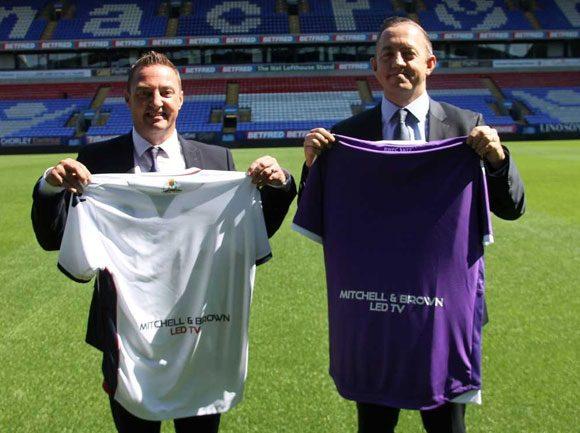 BWFC first-ever back of shirt sponsor