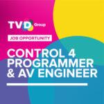 Control4 Programmer & AV Engineer