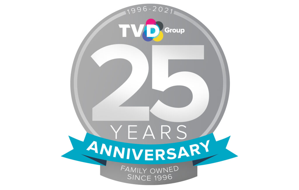 TVD Group 25 Years